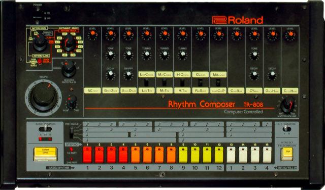 Electrp Roland TR808